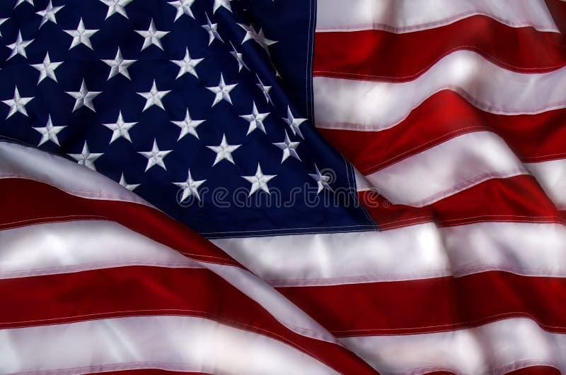 κυματισμός αμερικανικών &si στοκ εικόνα με δικαίωμα ελεύθερης χρήσης