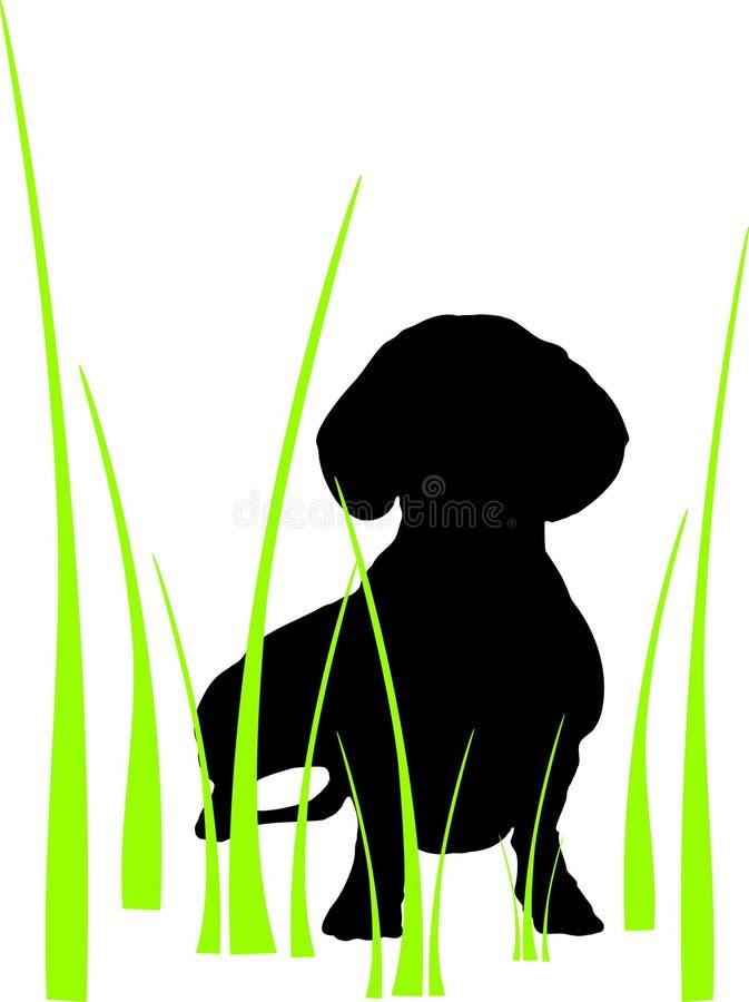 Download κυνήγι σκυλιών διανυσματική απεικόνιση. εικονογραφία από κυνήγι - 13184018