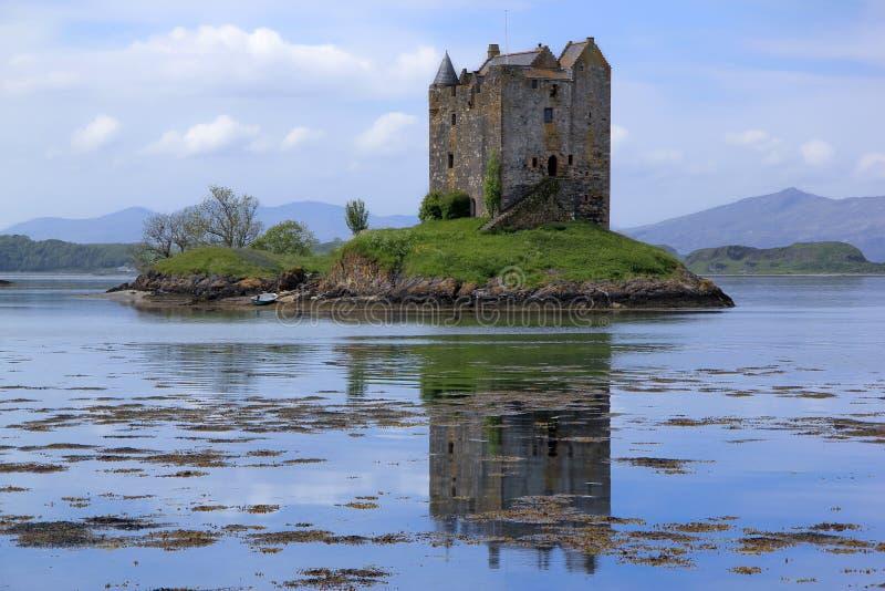κυνηγός της Σκωτίας λιμνώ&nu στοκ φωτογραφία με δικαίωμα ελεύθερης χρήσης