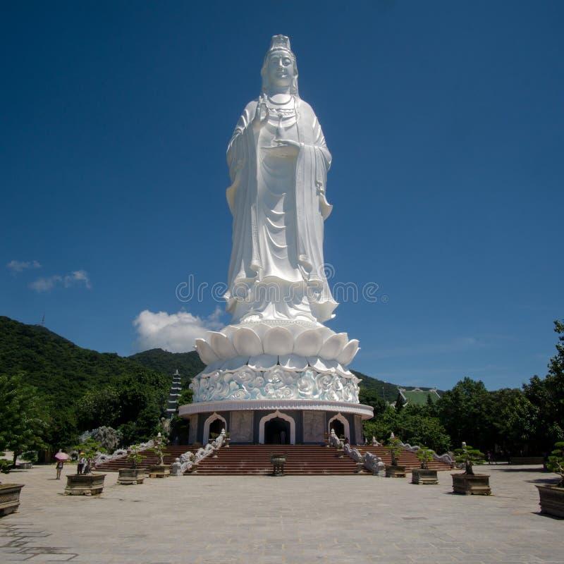Κυρία Βούδας DA nang Βιετνάμ στοκ εικόνες