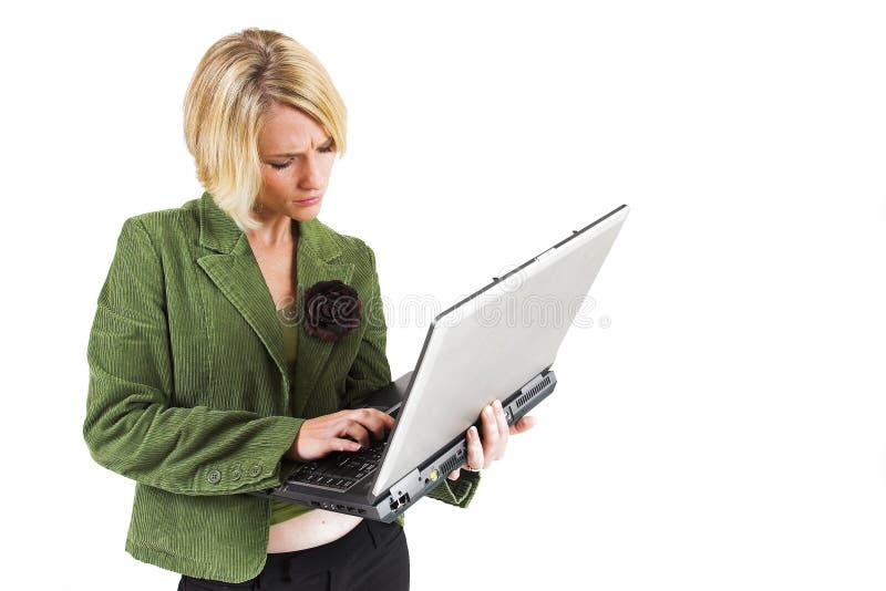 κυρία 11 επιχειρήσεων στοκ εικόνα με δικαίωμα ελεύθερης χρήσης