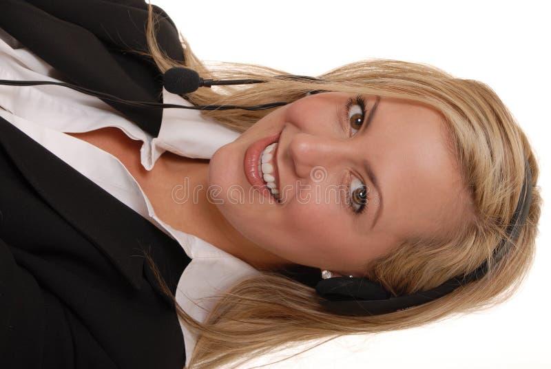 κυρία 125 επιχειρήσεων καλή στοκ φωτογραφία με δικαίωμα ελεύθερης χρήσης