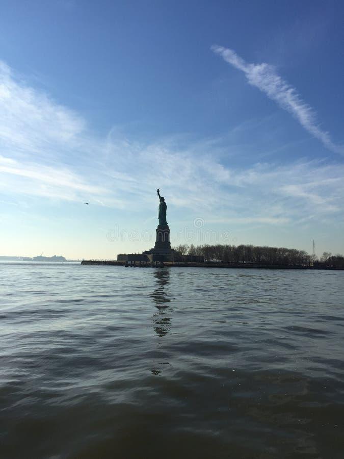 Κυρία Liberty στοκ φωτογραφίες με δικαίωμα ελεύθερης χρήσης