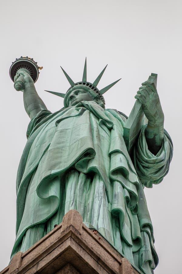 Κυρία Liberty στοκ φωτογραφίες