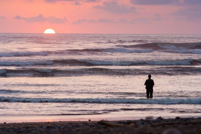 κυριακό ηλιοβασίλεμα στοκ εικόνες με δικαίωμα ελεύθερης χρήσης