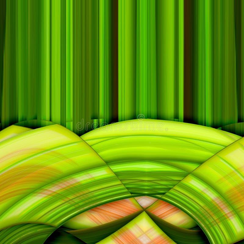 κυρτές λουρίδες απεικόνιση αποθεμάτων