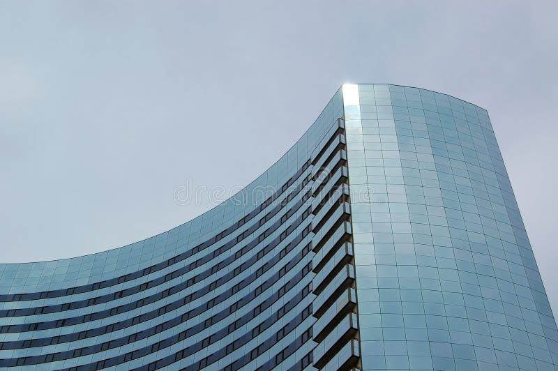 κυρτός ουρανοξύστης στοκ φωτογραφίες