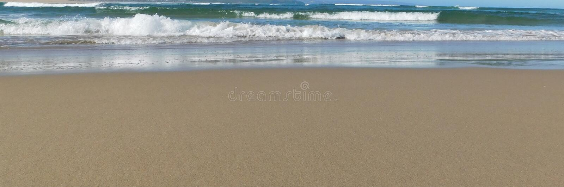 Κυλώντας κύματα στοκ εικόνα