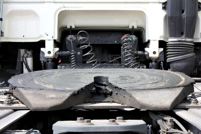 Κυλώ-Fifth-wheel στοκ φωτογραφία με δικαίωμα ελεύθερης χρήσης