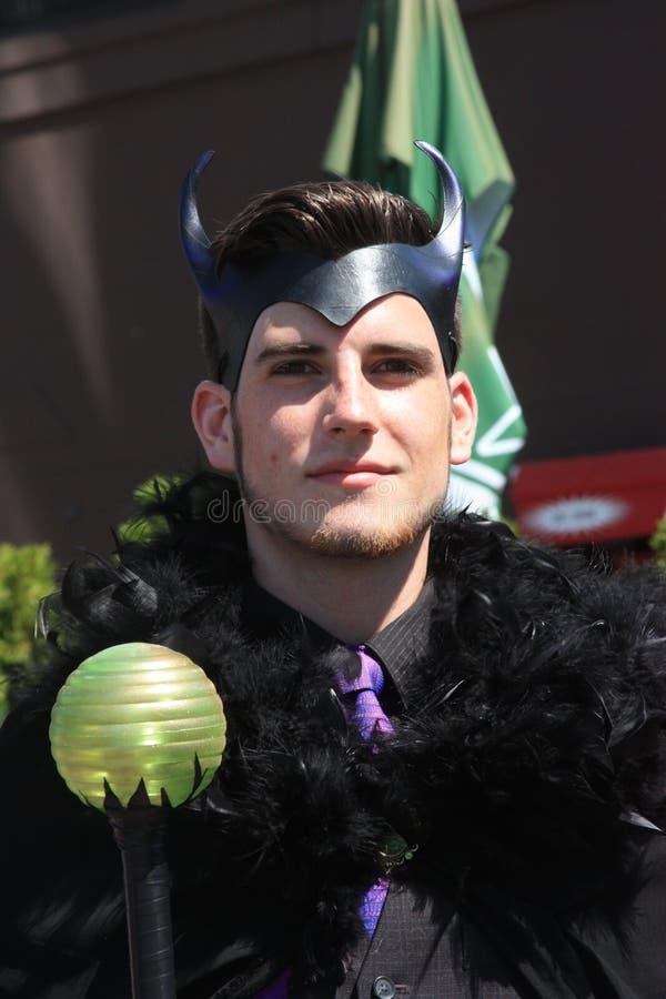 Κωμικό Con 2014 στοκ φωτογραφίες με δικαίωμα ελεύθερης χρήσης