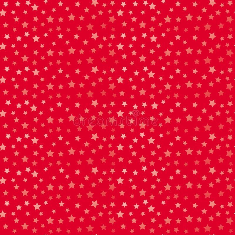 κόκκινα άνευ ραφής αστέρια στοκ φωτογραφίες με δικαίωμα ελεύθερης χρήσης