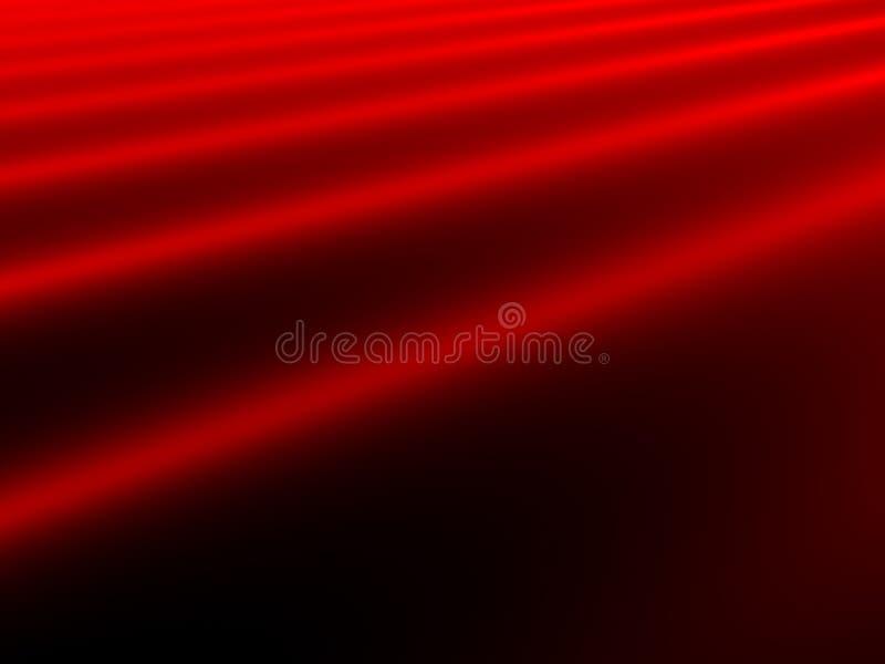 Download κόκκινα κύματα απεικόνιση αποθεμάτων. εικονογραφία από φως - 13185872