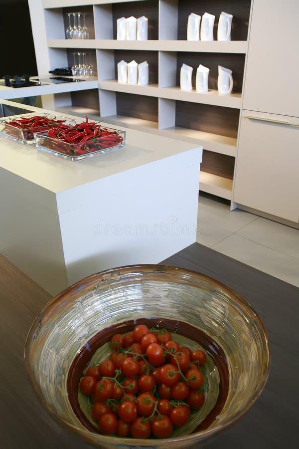κόκκινα λαχανικά κουζινώ&n στοκ φωτογραφία με δικαίωμα ελεύθερης χρήσης
