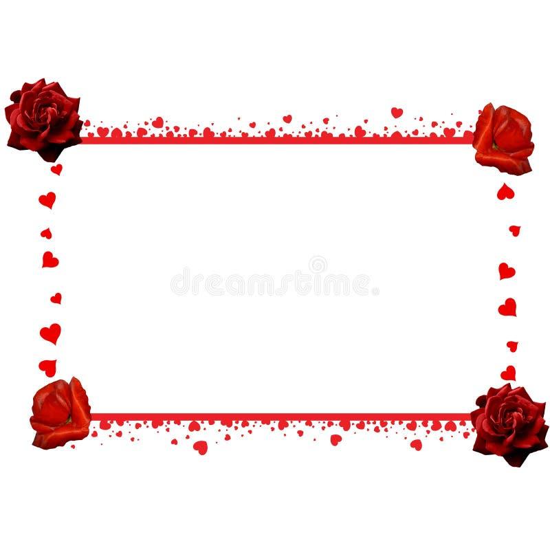 Download κόκκινα τριαντάφυλλα καρδιών ανασκόπησης Απεικόνιση αποθεμάτων - εικονογραφία από απεικόνιση, ανασκόπησης: 22784018