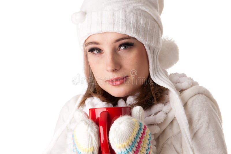 Download κόκκινες νεολαίες γυν&al στοκ εικόνα. εικόνα από υγιής - 22784561