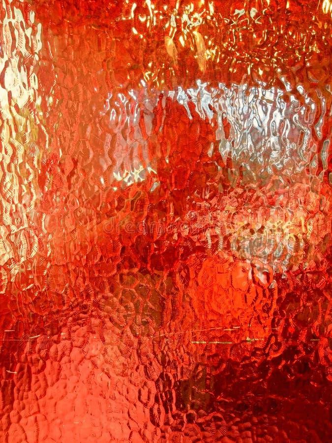Κόκκινες συστάσεις γυαλιού στοκ φωτογραφία με δικαίωμα ελεύθερης χρήσης