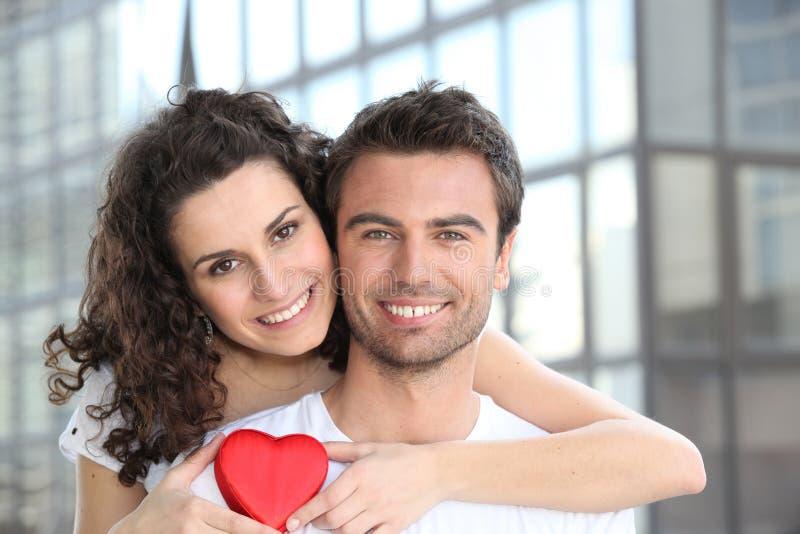 κόκκινες χαμογελώντας ν& στοκ φωτογραφία με δικαίωμα ελεύθερης χρήσης