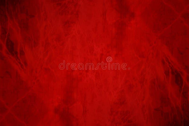 Κόκκινη ανασκόπηση διανυσματική απεικόνιση