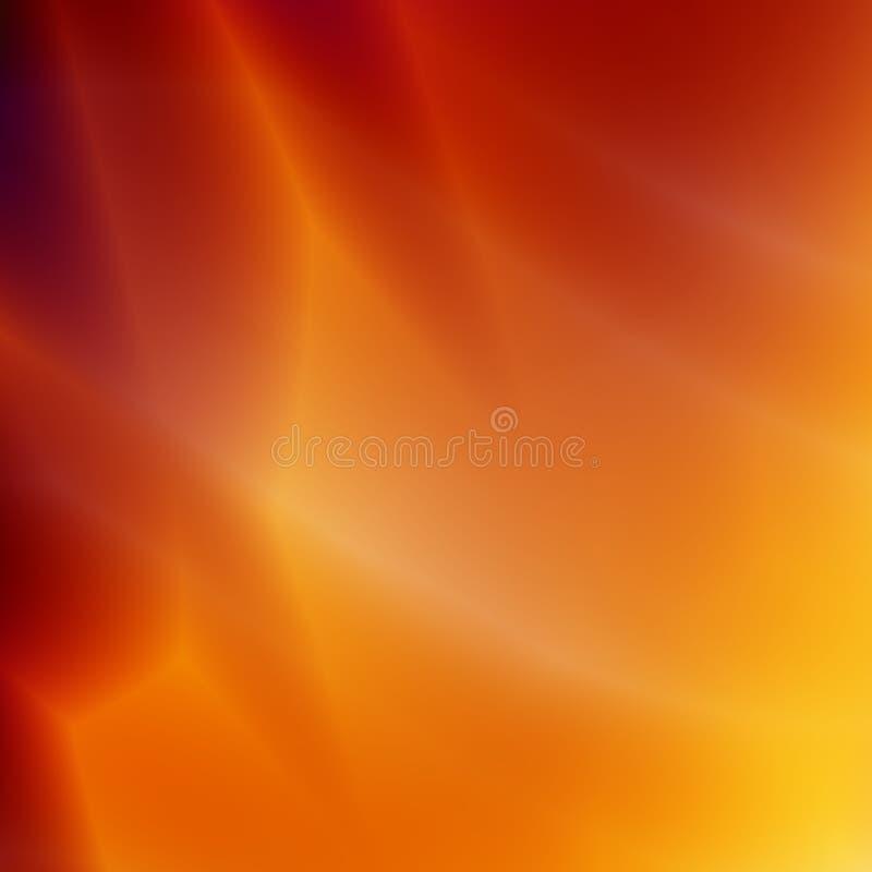 κόκκινη θύελλα σχεδίου διανυσματική απεικόνιση