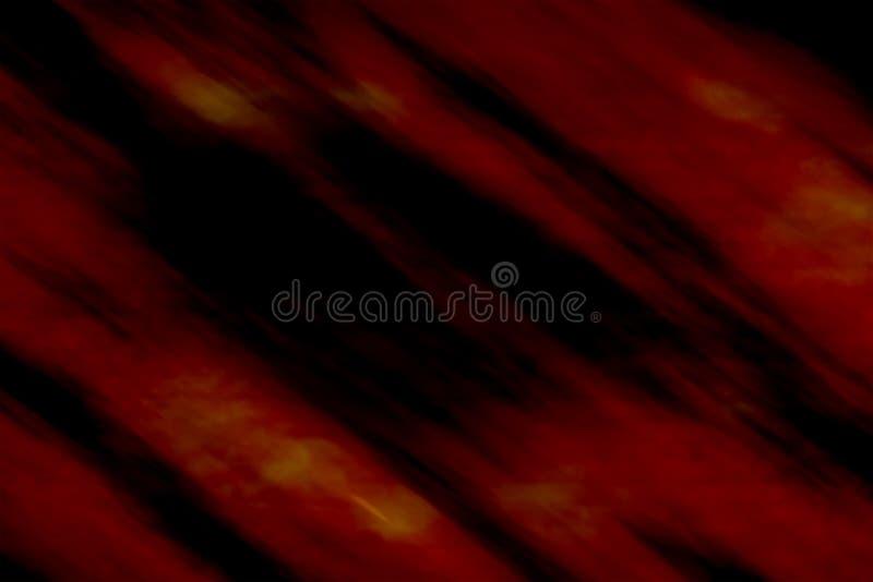 Κόκκινη και μαύρη ανασκόπηση θαμπάδων στοκ εικόνες
