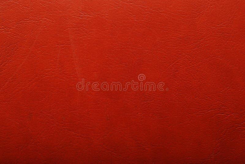 κόκκινη σύσταση δέρματος στοκ εικόνα