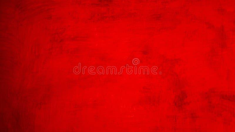κόκκινη σύσταση χρωμάτων στοκ εικόνες