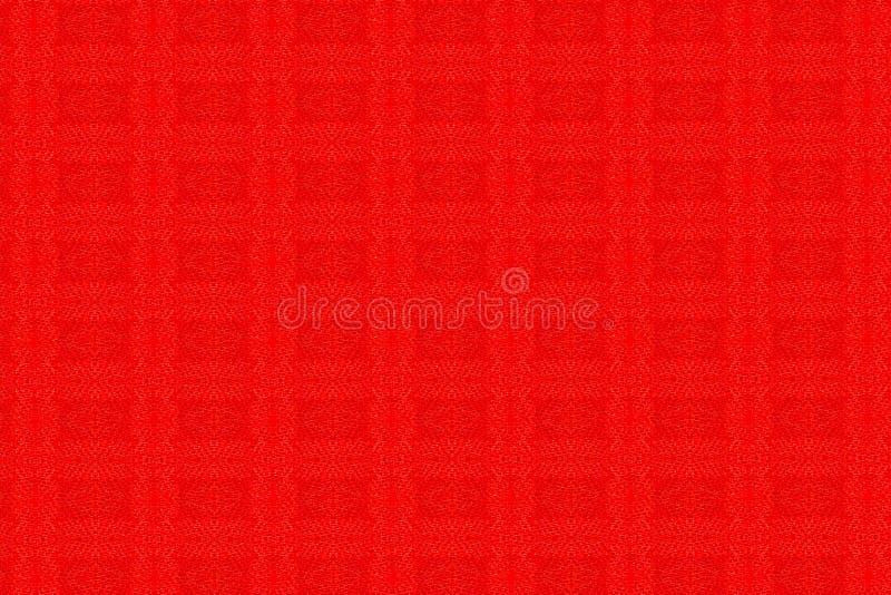 Κόκκινη υλική σύσταση στοκ εικόνες με δικαίωμα ελεύθερης χρήσης