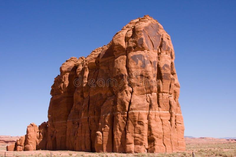 κόκκινος βράχος στοκ φωτογραφία με δικαίωμα ελεύθερης χρήσης