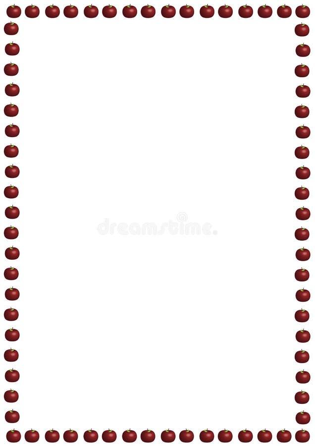 κόκκινος μικρός συνόρων μή&lamb ελεύθερη απεικόνιση δικαιώματος