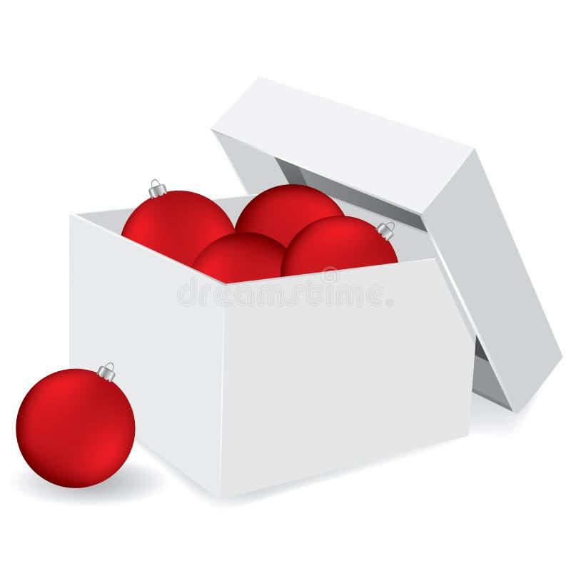 κόκκινος παραδοσιακός &del απεικόνιση αποθεμάτων