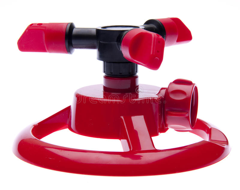 κόκκινος ψεκαστήρας στοκ φωτογραφία με δικαίωμα ελεύθερης χρήσης