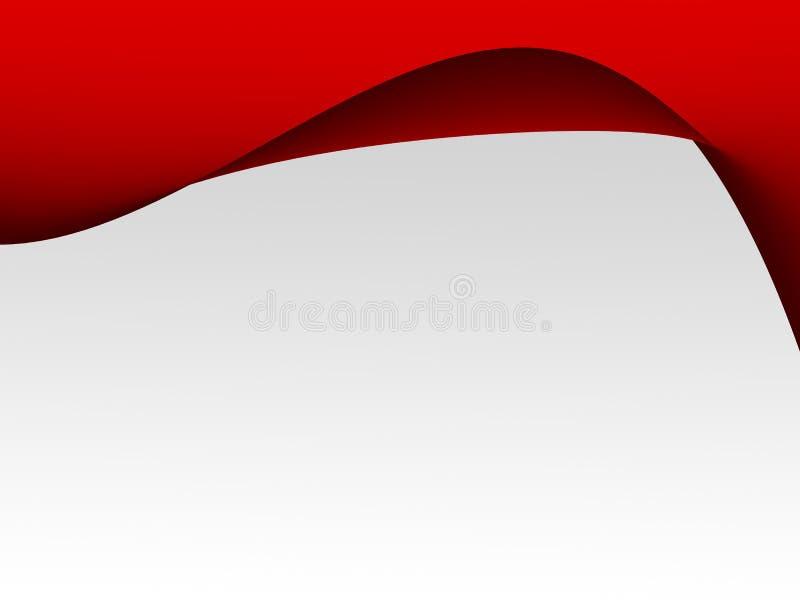 κόκκινος διανυσματική απεικόνιση