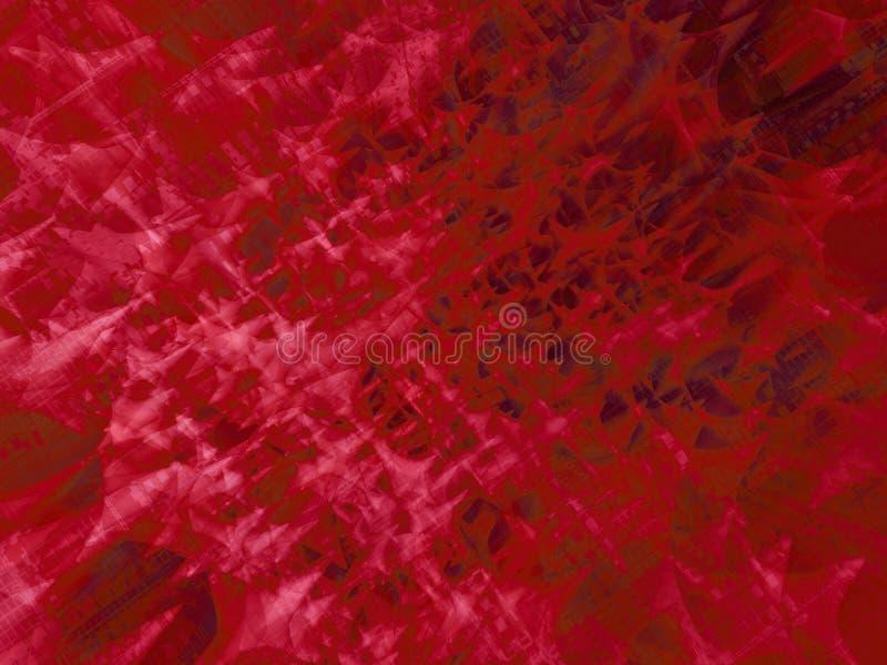 κόκκινο αβύσσων ελεύθερη απεικόνιση δικαιώματος