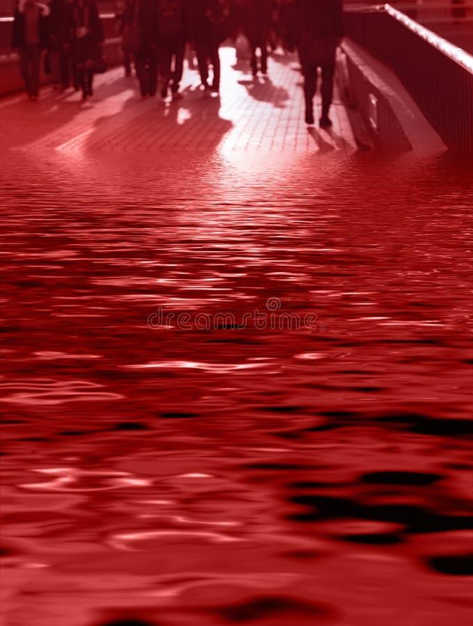 κόκκινο αμφιβίων στοκ φωτογραφία με δικαίωμα ελεύθερης χρήσης
