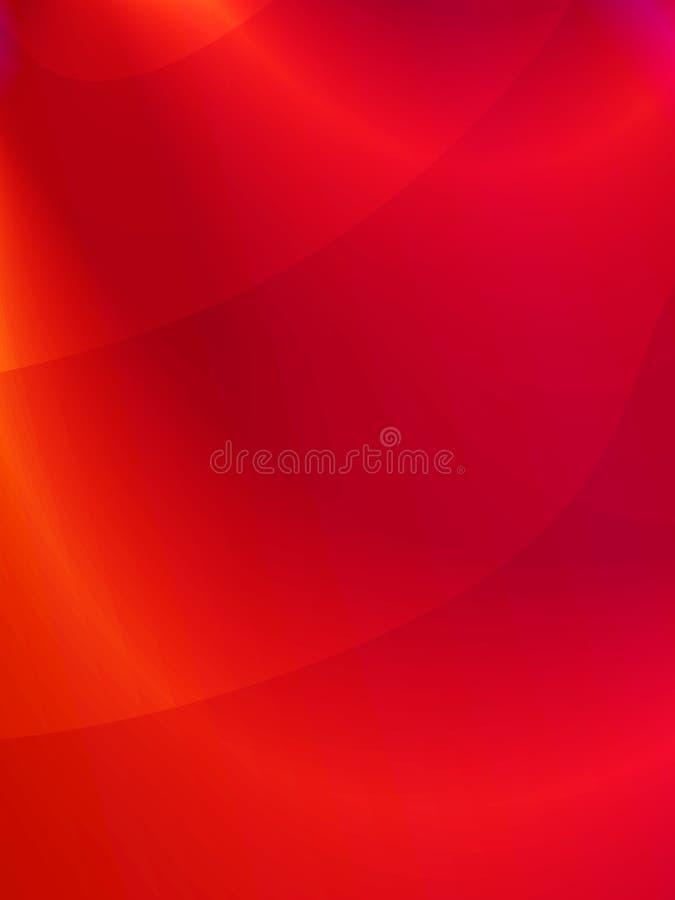 κόκκινο ανασκόπησης διανυσματική απεικόνιση