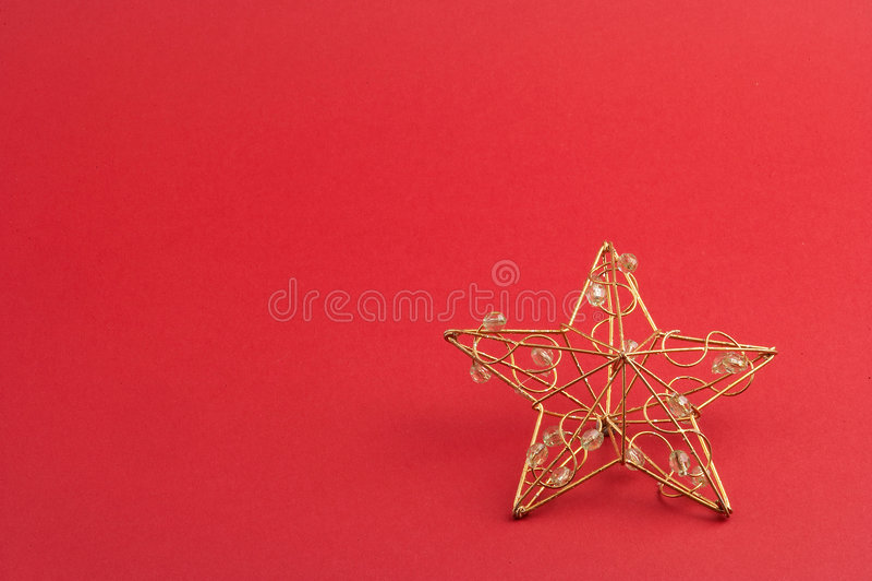 Download κόκκινο αστέρι Χριστουγέννων Στοκ Εικόνες - εικόνα από με, ημερομηνία: 382512