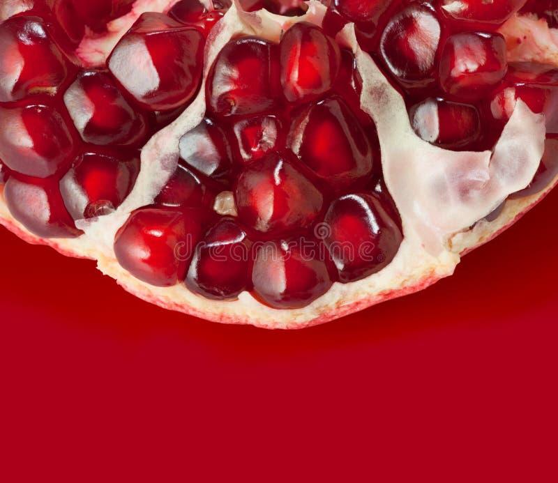 κόκκινο γρανατών ανασκόπη&sigm στοκ εικόνα με δικαίωμα ελεύθερης χρήσης