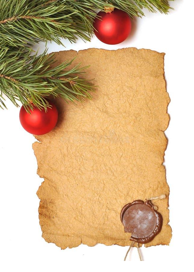 κόκκινο διακοσμήσεων cristmas &si στοκ φωτογραφία με δικαίωμα ελεύθερης χρήσης