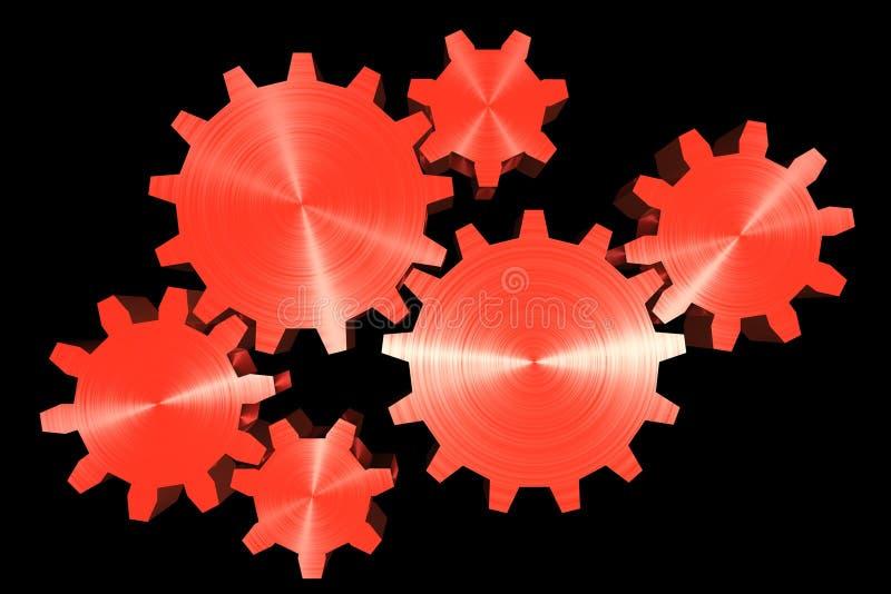 κόκκινο εργαλείων Στοκ φωτογραφία με δικαίωμα ελεύθερης χρήσης