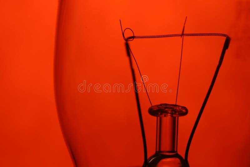 κόκκινο ινών στοκ εικόνες με δικαίωμα ελεύθερης χρήσης