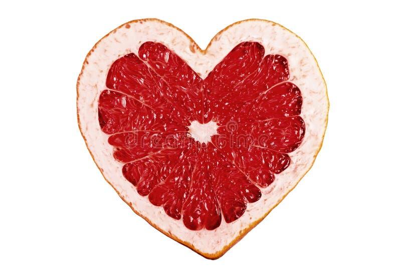Download κόκκινο καρδιών καρπού στοκ εικόνες. εικόνα από ευτυχής - 17055580