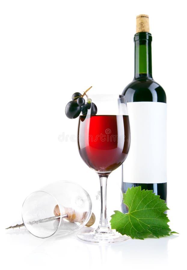 κόκκινο κρασί σταφυλιών γ στοκ φωτογραφίες με δικαίωμα ελεύθερης χρήσης