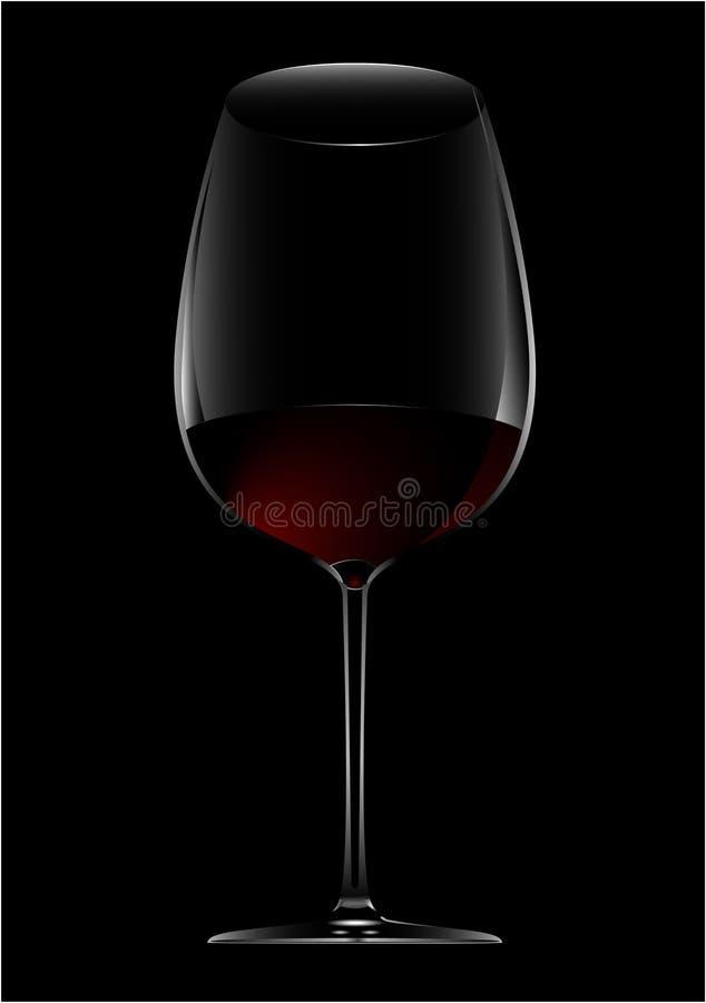 κόκκινο κρασί απεικόνιση αποθεμάτων