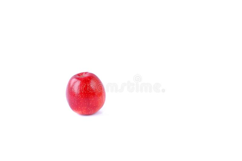 κόκκινο λευκό ανασκόπησης μήλων στοκ φωτογραφία με δικαίωμα ελεύθερης χρήσης