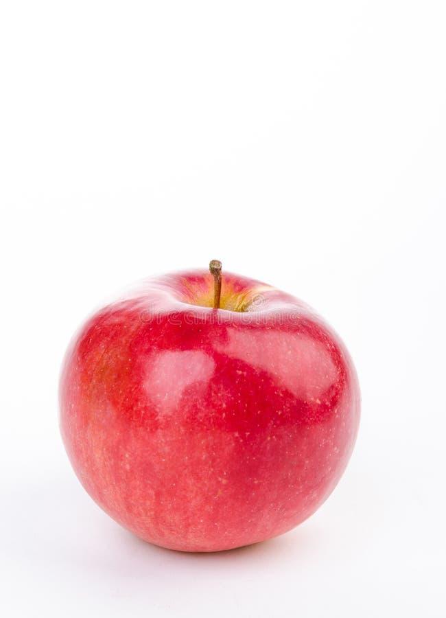 Κόκκινο μήλο στοκ φωτογραφία