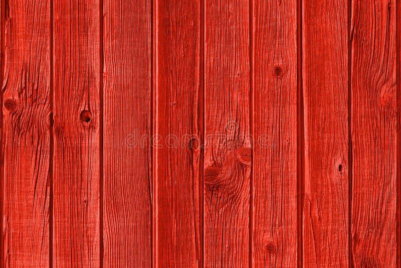 Κόκκινο ξύλινο υπόβαθρο στοκ εικόνες