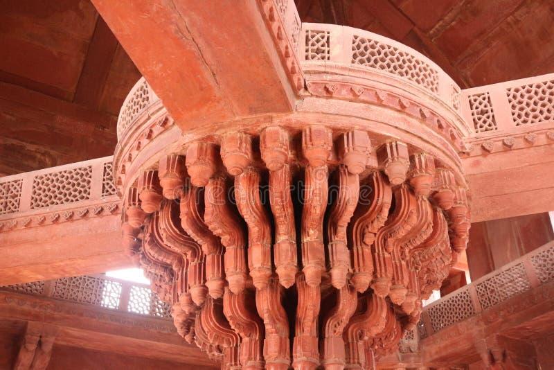 Κόκκινο οχυρό σε Agra, Ινδία στοκ φωτογραφίες με δικαίωμα ελεύθερης χρήσης