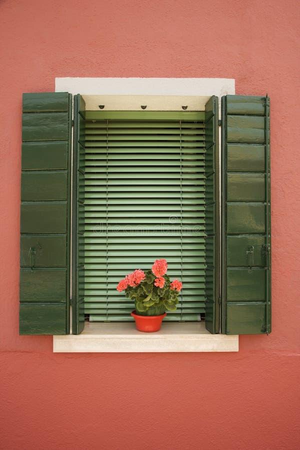 κόκκινο παράθυρο στρωμα&tau στοκ εικόνες