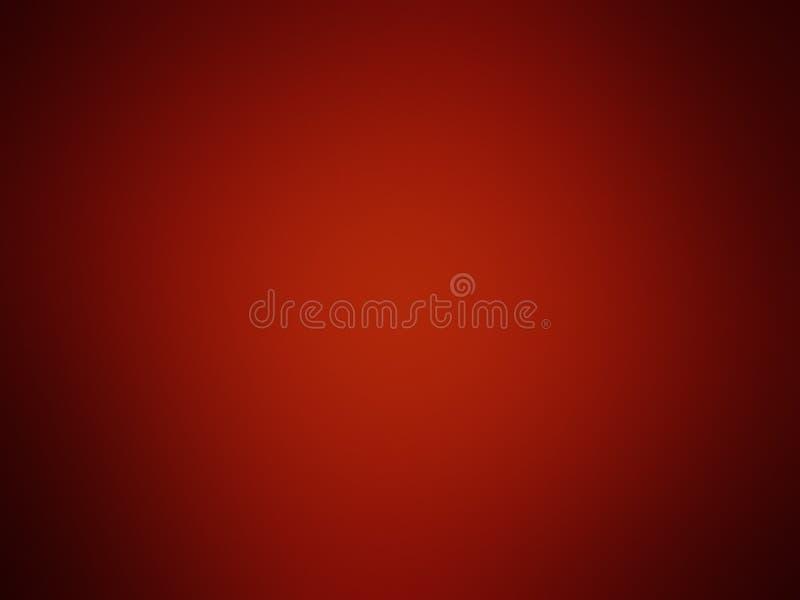 Κόκκινο σχέδιο θαμπάδων υποβάθρου αφηρημένο γραφικό ελεύθερη απεικόνιση δικαιώματος