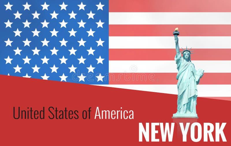 Κόκκινο σχέδιο ύφους των Ηνωμένων Πολιτειών της Αμερικής ελεύθερη απεικόνιση δικαιώματος